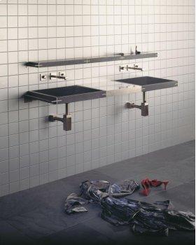 Sync System Large Shelf / Carrara Marble