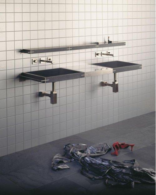 Sync System Large Shelf / Black Granite