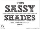 Sassy Shades Sign Product Image
