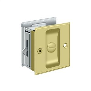 "Pocket Lock, 2 1/2""x 2 3/4"" Privacy"