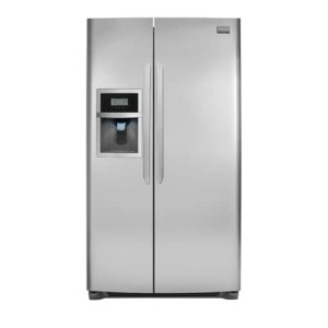 FrigidaireGALLERY Gallery 26 Cu. Ft. Side-by-Side Refrigerator