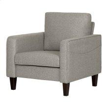 Sofa, 1-Seat - Gray Fog