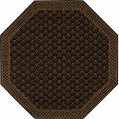 HARD TO FIND SIZES COSMOPOLITAN C26F MDNGT OCTAGON RUG 8'4'' x 8'4''