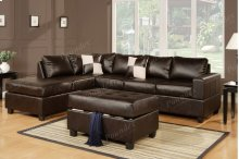 Sectional W/ Ottoman