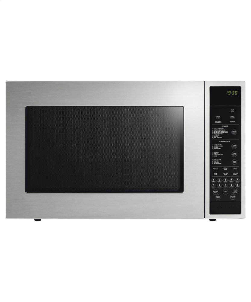 Cmo24ss3yfisher Amp Paykel 24 Quot Convection Microwave