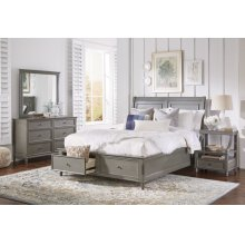 Avignon Grey Storage Complete Bedroom