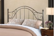 Clayton King Duo Panel - Must Order 2 Panels for Complete Bed Set