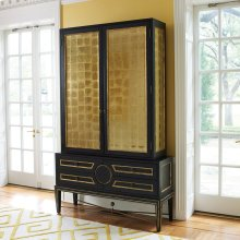 Collector's Cabinet-Black