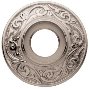 Polished Nickel with Lifetime Finish 5003 Estate Rose