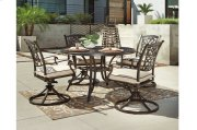 Round Dining Table w/UMB OPT Product Image