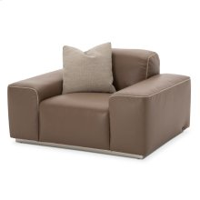 Eclipse Leather Match Chair 1/2