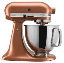 Artisan® Series 5 Quart Tilt-Head Stand Mixer - Copper Pearl