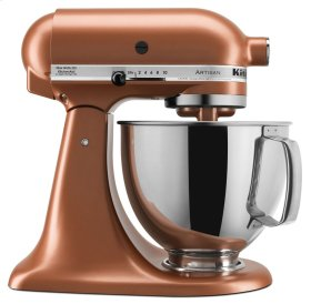 Artisan® Series 5 Quart Tilt-Head Stand Mixer - Copper Pearl