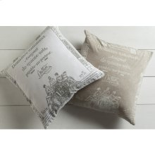 "Montpellier LG-508 18"" x 18"" Pillow Shell Only"