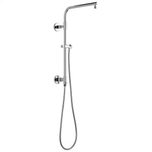 "Chrome Shower Column 18"" Round Product Image"