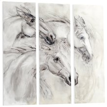Galloping Wall Art