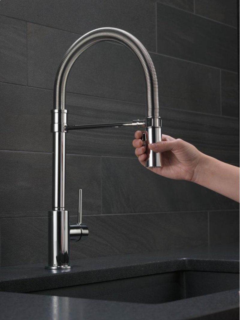 9659KSDST in Black Stainless by Delta Faucet Company in Raleigh, NC ...