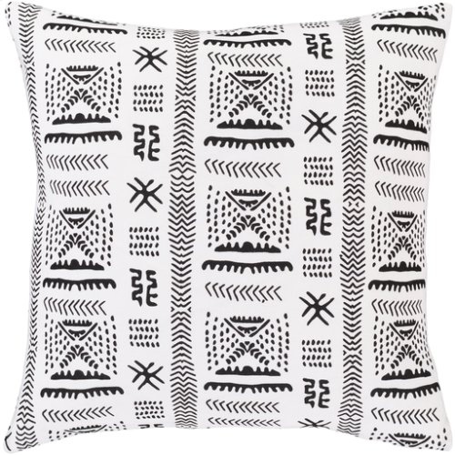 "Mud Cloth MDC-005 18"" x 18"""