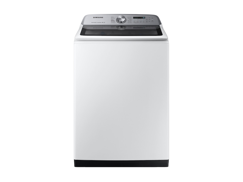 Samsung Appliances5.0 Cu. Ft. Top Load Washer With Super Speed In White