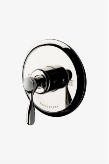 Easton Classic Pressure Balance Control Valve Trim with Lever Handle STYLE: EAPB82