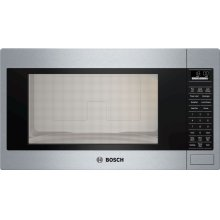 500 Series, 2.1 Cu Ft Built-in Microwave, SS