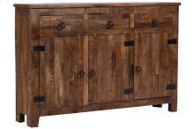 Vintage 3 Door, 3 Drawer Sideboard, GE5161