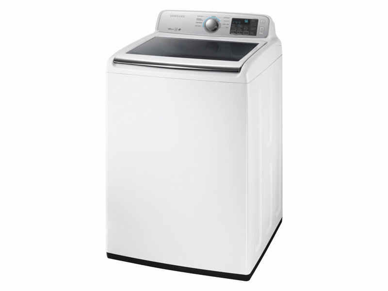 Wa45m7050aw Samsung Wa7050 4 5 Cu Ft Top Load Washer