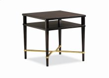 Anka Chairside Table