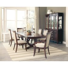 Alyssa Contemporary Seven-piece Dining Set