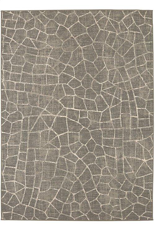 Kismet Fragment Elephant Sk Rectangle 5ft 3in x 7ft 10in