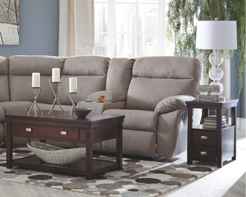 T8647 In By Ashley Furniture In Tulsa Ok Chair Side End