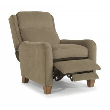 Poet Fabric Power High-Leg Recliner