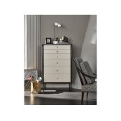 Le Semainier Leather Drawer Chest