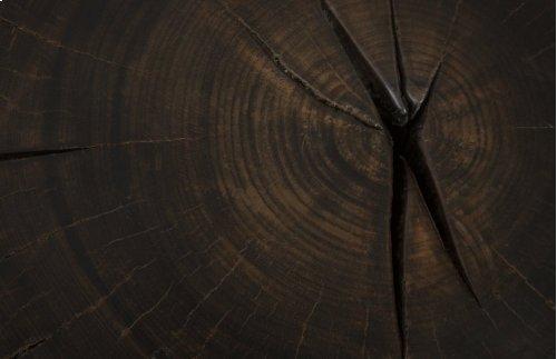Black Wood Stool, Assorted