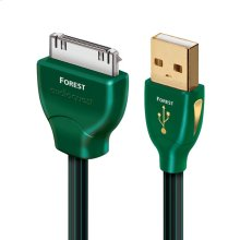 Audioquest Forest iPod 30-pin to USB Cable
