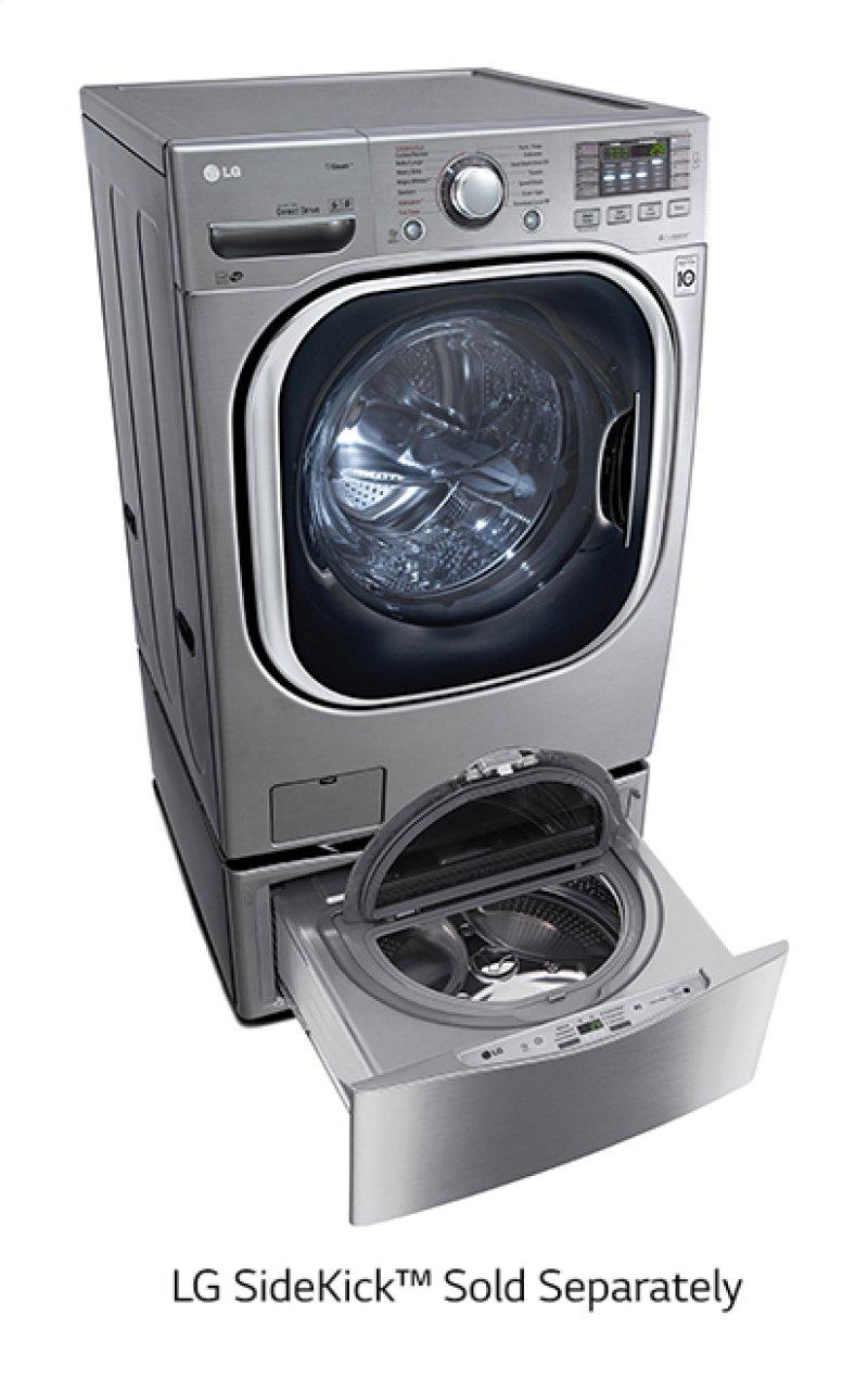 4 5 Cu Ft Ultra Large Capacity Turbowash Washer W Nfc Tag On