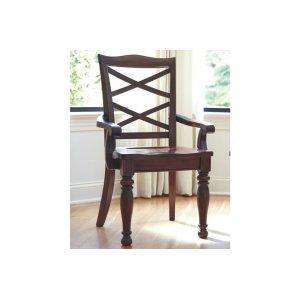 Ashley FurnitureASHLEY MILLENNIUMDining Room Arm Chair (2/CN)