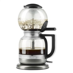KitchenaidSiphon Coffee Brewer - Medallion Silver