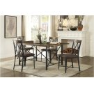 Dining Table with 4 Side Chairs Product Image