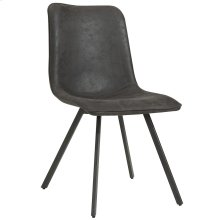 Buren Side Chair, set of 2, in Vintage Grey
