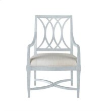 Resort Heritage Coast Arm Chair in Sea Salt