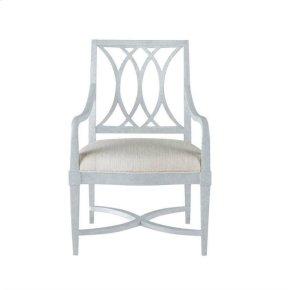 Resort Heritage Coast Arm Chair in Sea Salt