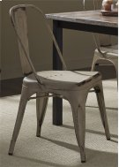 Bow Back Side Chair - Vintage White Product Image