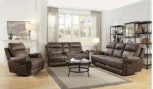 Motion Sofa W/ Drop Down