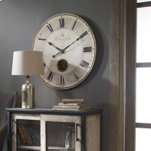 "Harrison Gray 30"" Wall Clock"