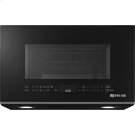 "Black Floating Glass 30"" Over the-Range Microwave Oven, Black Floating Glass Product Image"