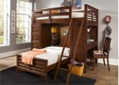 Loft Bed Chest