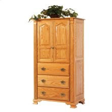 Journey's End Armoire
