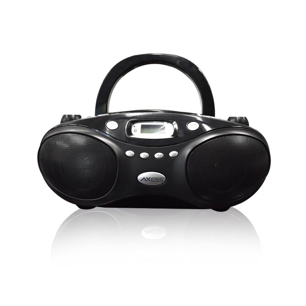 PBBT3862 Portable Thunder Blast AM/FM/CD Boombox