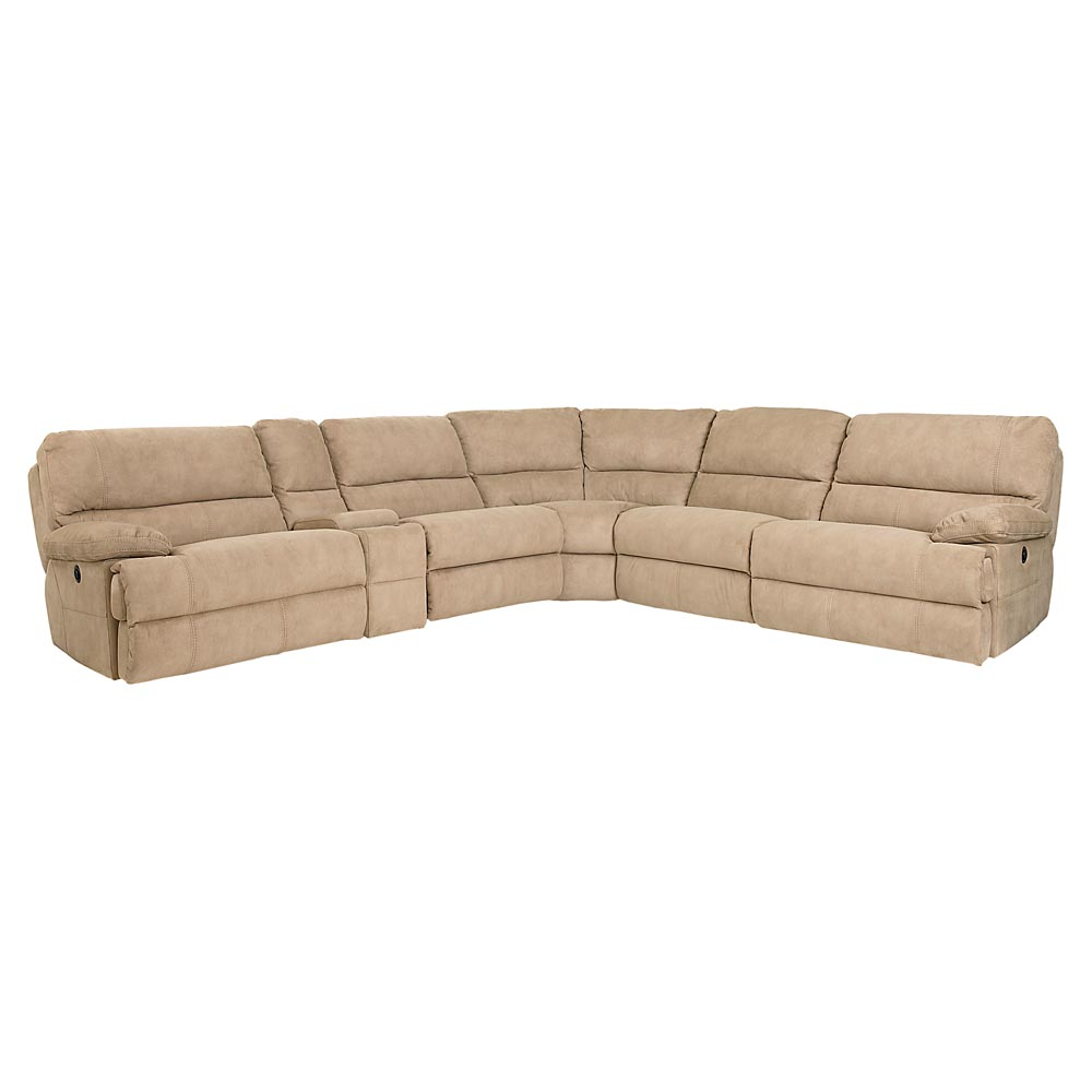 3948SECTS In By Bassett Furniture In Houma, LA   Standard Dillon Motion  Sectional